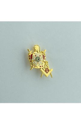 Pin Demolay e Maçonaria